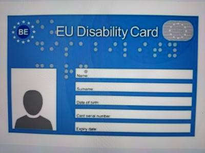 European Disability Card (EDC)