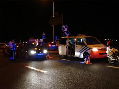 Alcoholcontroles in juni in Vlaams-Brabant.