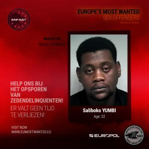 EU Most Wanted: zedendelinquenten in het vizier